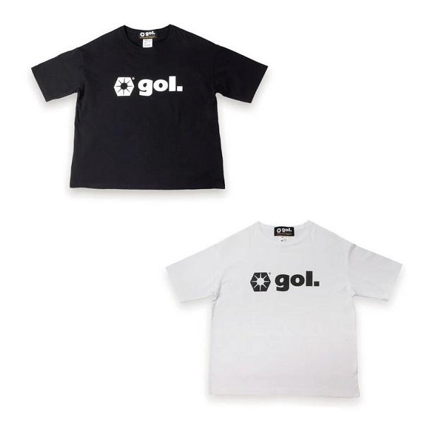 ルーズサイズTシャツ<ベーシック>・ gol.(ゴル)G192-799