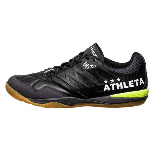 O-Rei FutsalT007(7029:BLK×FYE)(フットサルシューズ)・ATHLETA(アスレタオーヘイ)11013【送料無料】
