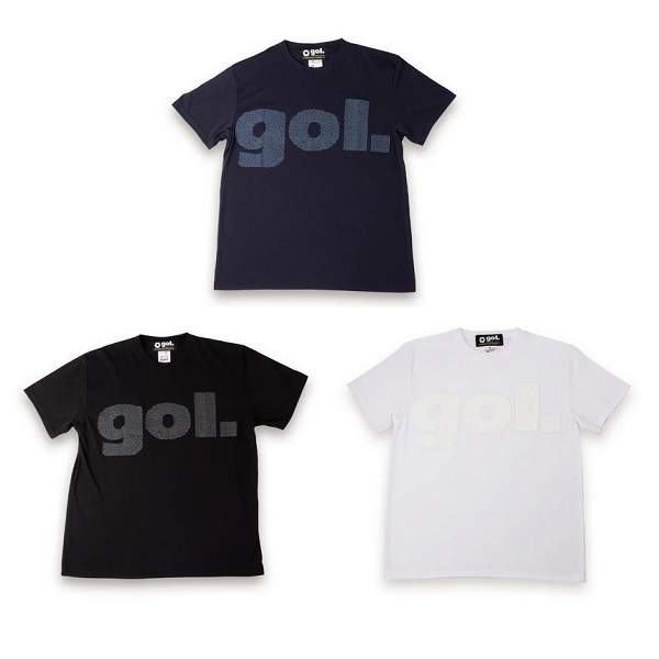 フェイクコットンドライシャツ<フィオ>・ gol.(ゴル)G192-803