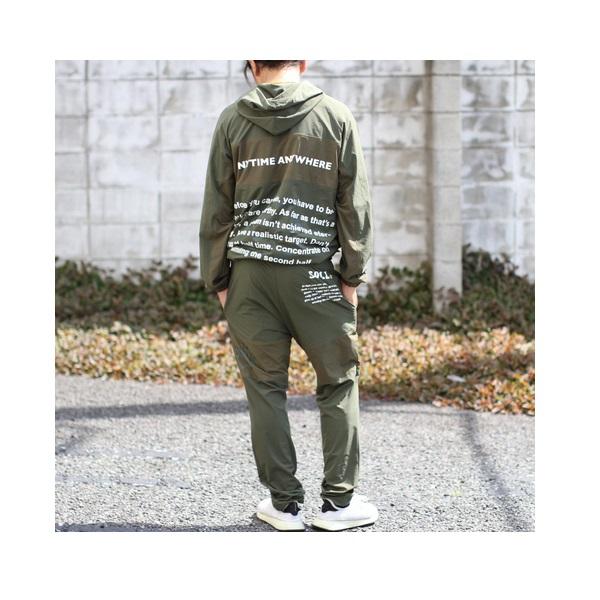 WINDSHELL PANTS (全3カラー)・sullo(スージョ)1332101012