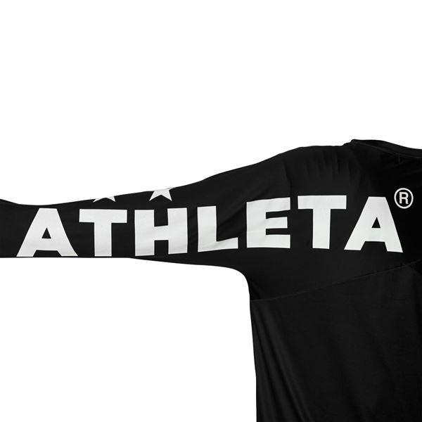 プラクティスロンT(Jr用長袖)・ATHLETA(アスレタ)03342J