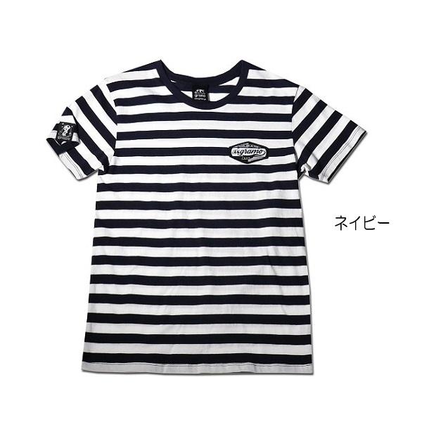 T-021 gramo(グラモ) Tシャツ「OCEAN」【10%OFF】