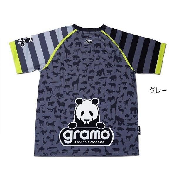 プラクティスシャツ「EARTH2」・gramo(グラモ)P-037【受注生産:納期約1か月:代引き不可】