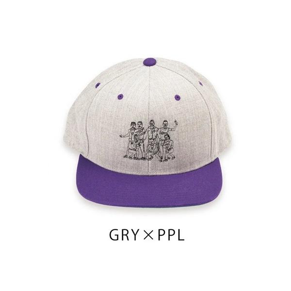 フラットキャップ<LENDA>・gol.(ゴル)G183-620