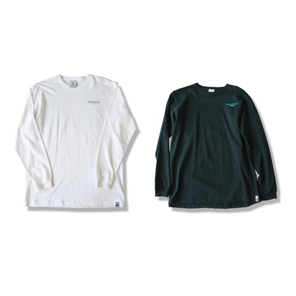 BIG SILHOUETTE JERK OFF L/S TEE ・sullo(スージョ)1230401002