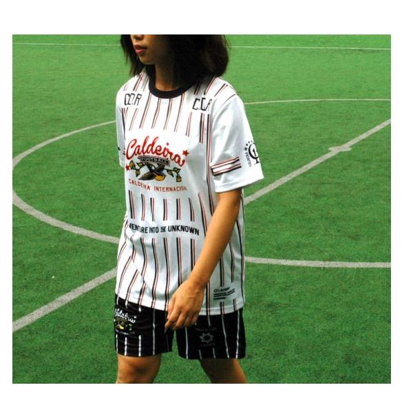 """フル昇華プラシャツSTRIPE PRA SHIRT """"JOIN""""・CALDEIRA(キャルデラ)8028"""