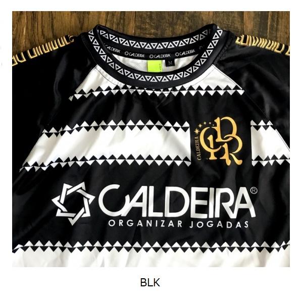 """フル昇華プラシャツW BORDER PRA SHIRT """"GENESIS""""・CALDEIRA(キャルデラ)8027"""