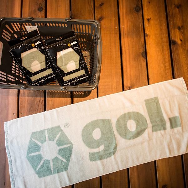 スポーツタオル・gol.(ゴル)G388-347