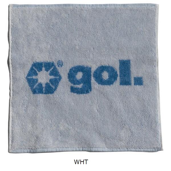 ハンカチタオル1.0・gol.(ゴル)G988-547/ハンドタオル