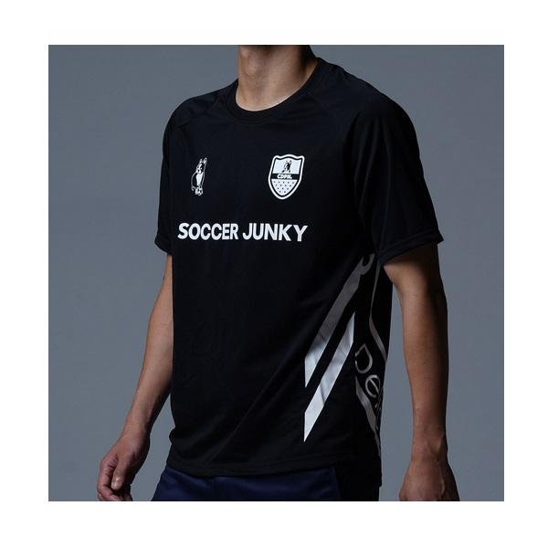 Jr.Wan!Team+7プラクティスシャツ(ジュニア用プラクティスシャツ)・soccer junky(サッカージャンキー)SJ20501K