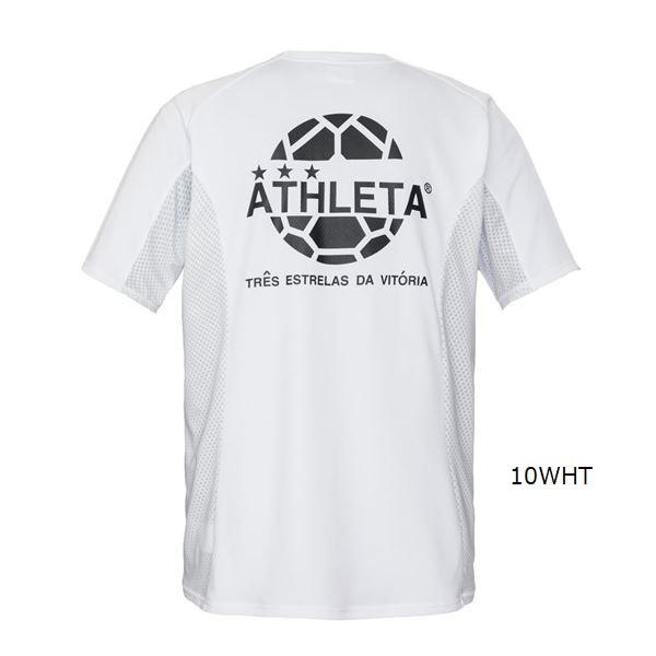 プラクティスシャツ(大人用半袖)・ATHLETA(アスレタ)02329
