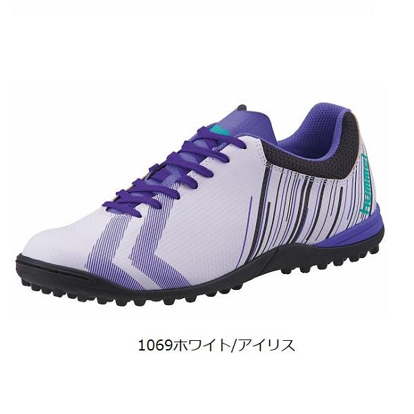 インパリS GF(人工芝用フットサルシューズ/TF)(幅広/ワイド)・hummel(ヒュンメル)HAS3111