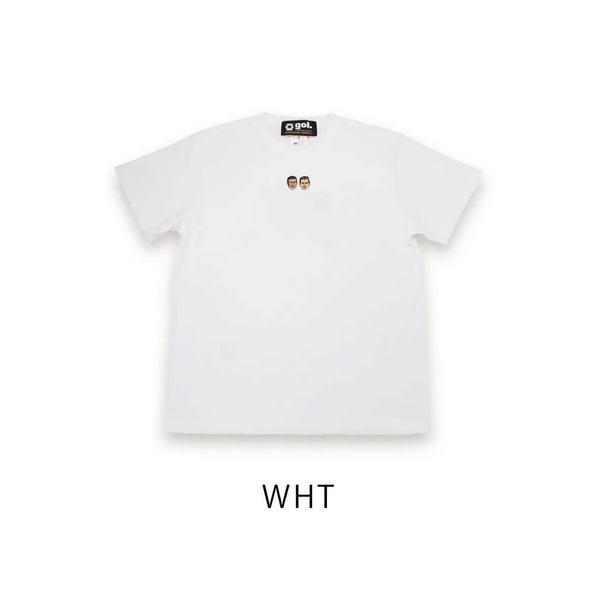 Jr.Tシャツ<SETE>・ gol.(ゴル)G192-805J