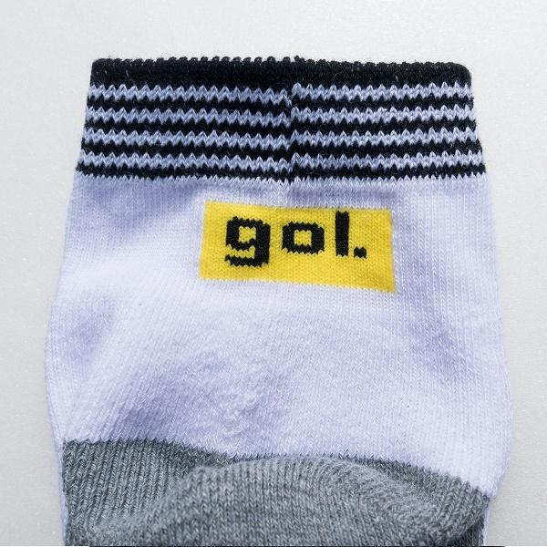 ショートソックス<CANARY>・gol.(ゴル)G844-527