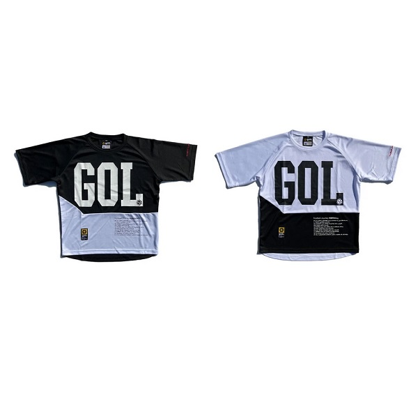 ルーズシルエットプラシャツ<GRANDE>・ gol.(ゴル)G142-570