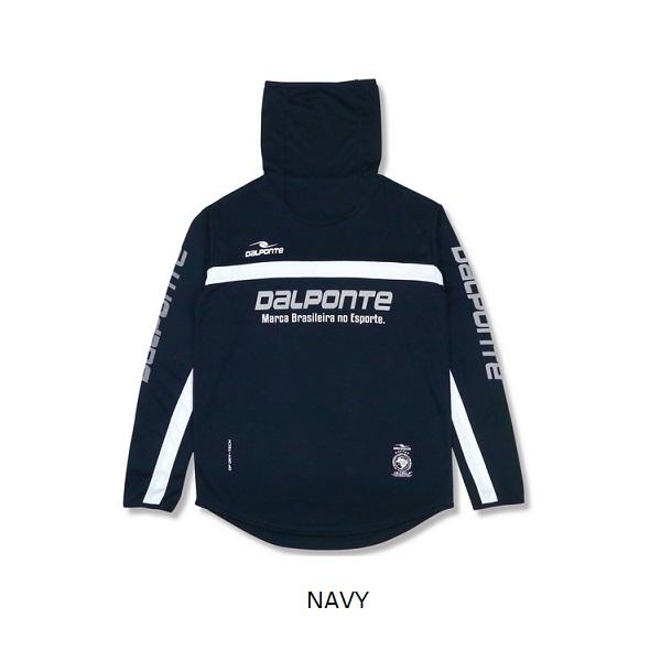 DPZ0334  Dalponte(ダウポンチ) ロングネック長袖プラクティスシャツ