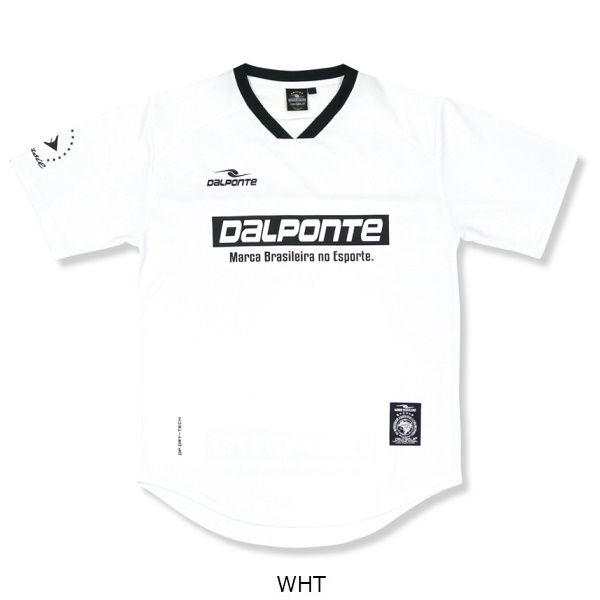 エアーライトプラクティスシャツ(ジュニア用)・Dalponte(ダウポンチ)DPZ0320J