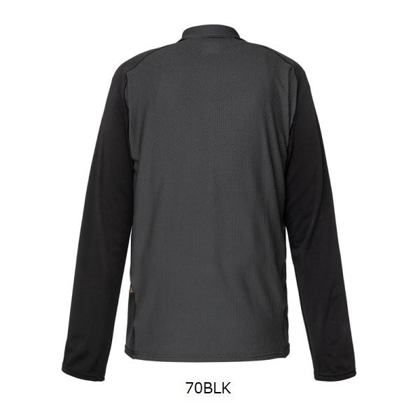 O-Reiモックネックプラシャツ(大人用)・ATHLETA(アスレタ)REI-1118