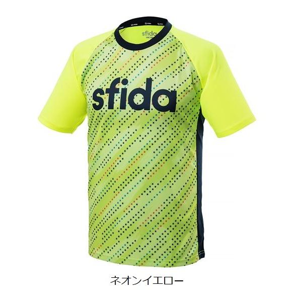 STAR PAINT 昇華プラクティスシャツ(半袖)(大人用)・sfida(スフィーダ)SA-20S10