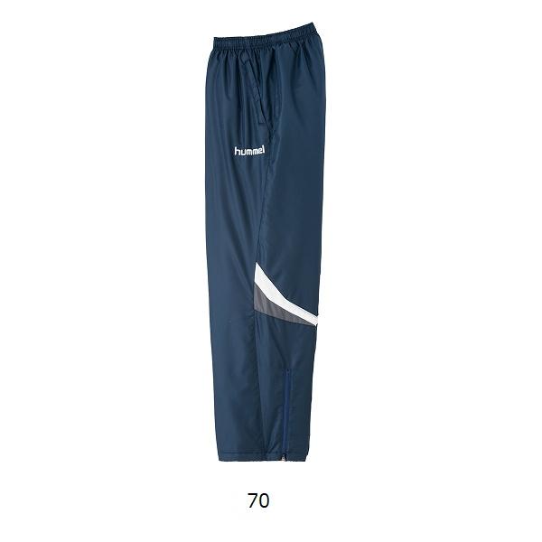 トライアルエアーパンツ(中綿ウォーマー)・hummel(ヒュンメル)HAW5177【大きいサイズ有り】