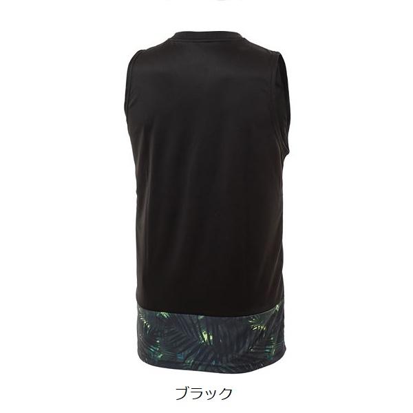 PALM 昇華ノースリーブプラクティスシャツ(大人用)・sfida(スフィーダ)SA-20S05