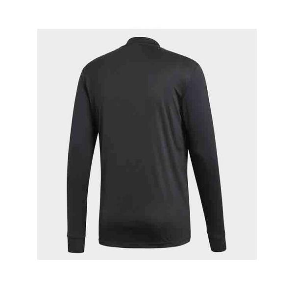2018レフェリージャージーL/S(CF6215)ブラック(長袖審判服)・adidas(アディダス)EBR16【大きいサイズ有り】
