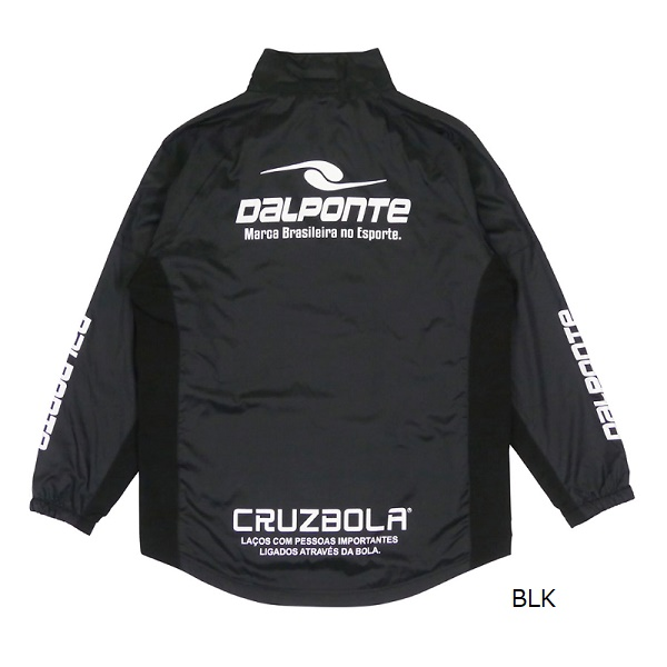 Jr.裏付きウィンドブレーカージャケット(ジュニア用)・Dalponte(ダウポンチ)DPZ92J