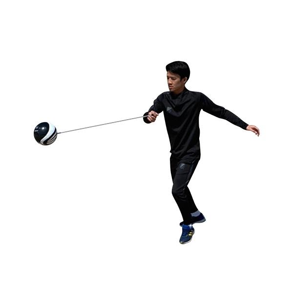 タイガーショットストラップボール(個人練習グッズ)・(フットボールギアー)TSSB-2002
