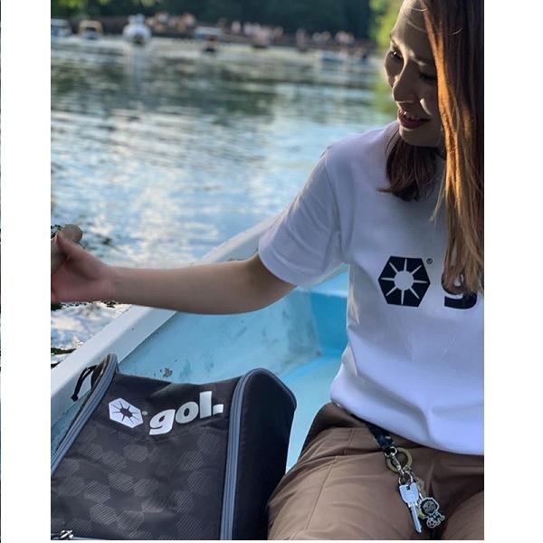 Tシャツ<BASIC>・gol.(ゴル)G792-598