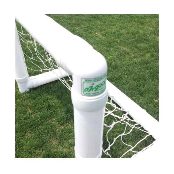 エアーゴール(スモール)フットボールギアー(軽量ゴール)(組み立て式)・フットボールギアーAG-F01