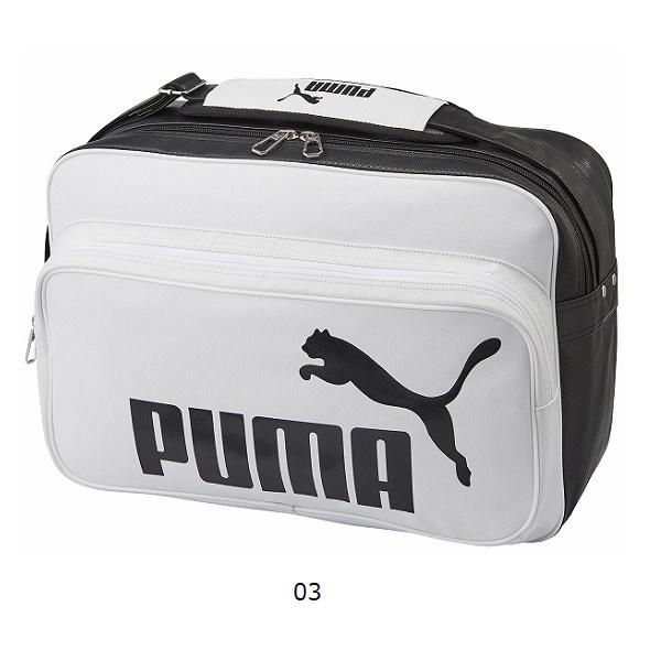 トレーニングPUショルダーL(34L)・PUMA(プーマ)075371