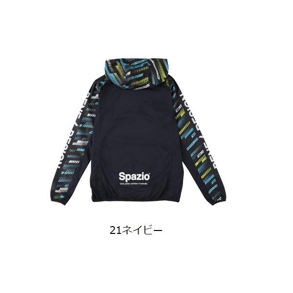 Jr.ハーフジップトラックピステパーカー・Spazio(スパッツィオ)GE-0729