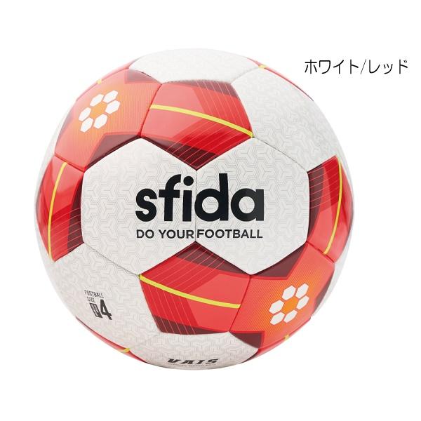 VAIS JR(サッカー4号球)JFA検定球・ sfida(スフィーダ)BSF-VA03