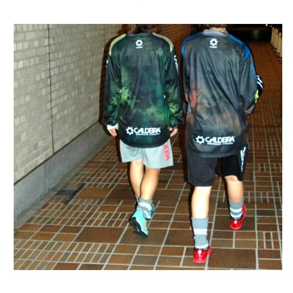 "L/S AURORA PRA SHIRT ""COSMIC""長袖プラシャツ ・CALDEIRA(キャルデラ)7025"