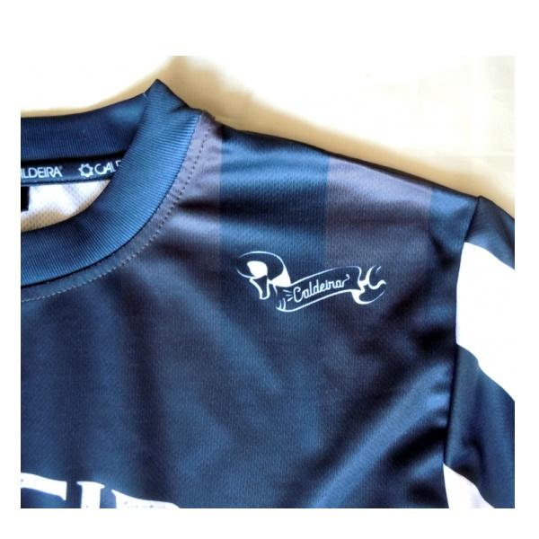 "STRIPE PRA SHIRT ""BIRD OF PASSAGE"" 半袖プラシャツ・CALDEIRA(キャルデラ)8011【再入荷商品】"