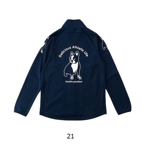Jr.愛してマスカット+2(ジュニア用ジャージジャケット)・soccer junky(サッカージャンキー)CP20072K