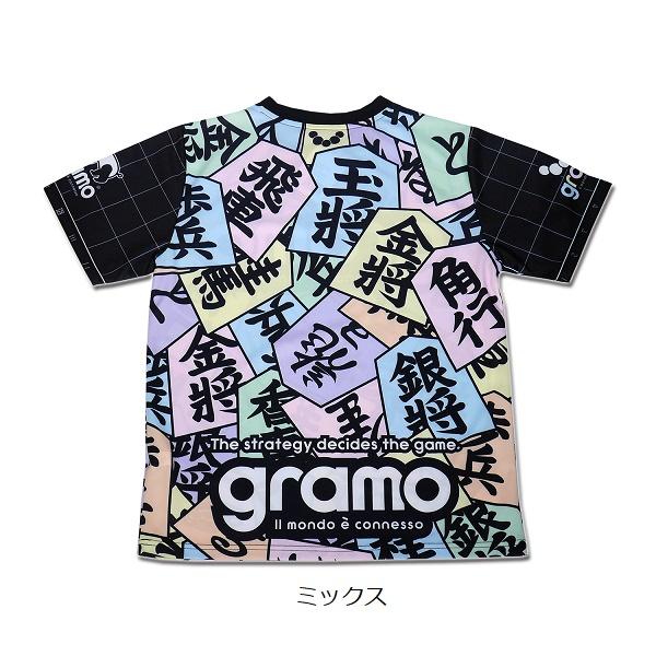 プラクティスシャツ「SHOGI」・gramo(グラモ)P-064