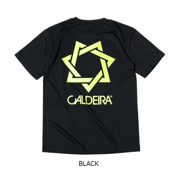 """半袖プラシャツ PRA SHIRT """"REBELLION""""・CALDEIRA(キャルデラ)10CR014"""