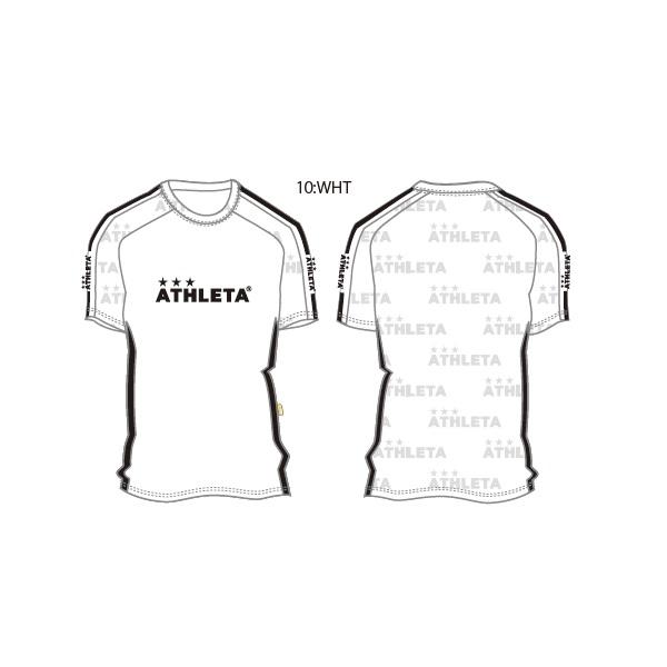 ジャガードプラシャツ(半袖)・ATHLETA(アスレタ)SP-199
