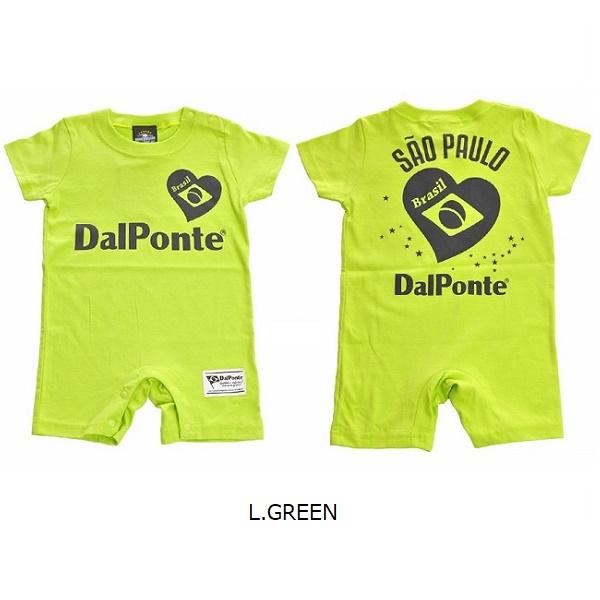 DPZ68 Dalponte(ダウポンチ) ロンパース