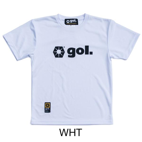 ドライシャツ<BASIC>・gol.(ゴル)G892-680