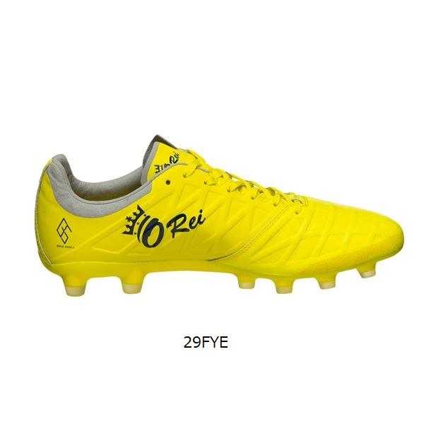 O-Rei Futebol T006(29FYE)(フラッシュイエロー)(サッカースパイク)・ATHLETA(アスレタオーヘイ)10011【送料無料】