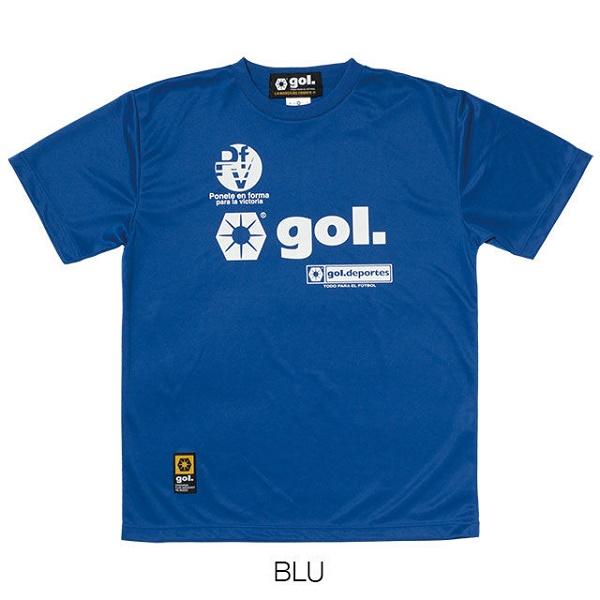 ドライシャツ・gol.(ゴル)G592-516