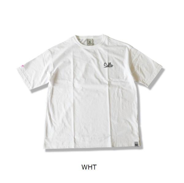 コットンTシャツ SU LOGO BIG TEE・sullo(スージョ)1220301037