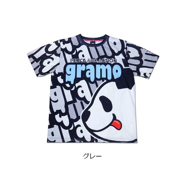 プラクティスシャツ「lick」・gramo(グラモ)P-050