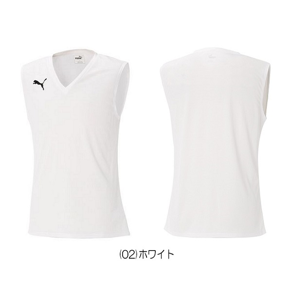 ジュニアSLインナーシャツ・PUMA(プーマ)655278