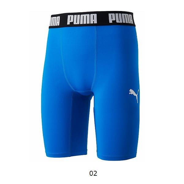 コンプレッションジュニアショートタイツ(スパッツ)・PUMA(プーマ)656334