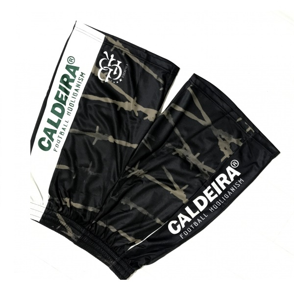 "ポケ付きプラパンツ WIRE BORDER PRA PANTS ""BARBED WIRE""・CALDEIRA(キャルデラ)10CR002"