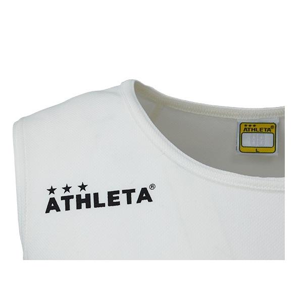 インナーシャツ(ノースリーブ)・ATHLETA(アスレタ)01081【大きいサイズ有り】