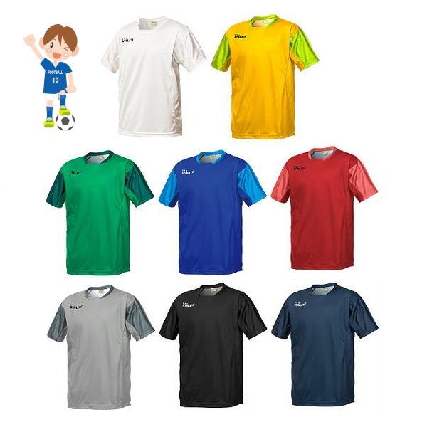 Jr.定番チーム対応ゲームシャツ・ATHLETA(アスレタ)18001J